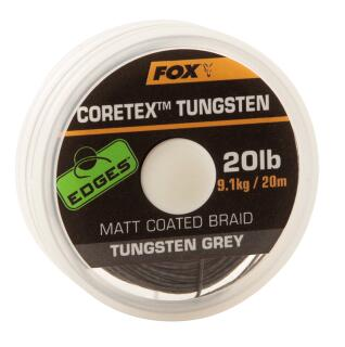 Fox Edges Coretex Tungsten Coated Braid 20 m
