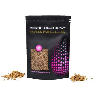 Sticky Bait Pellets Manilla 900g 6mm