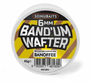 Sonubaits Bandums Wafters 6mm Banoffee