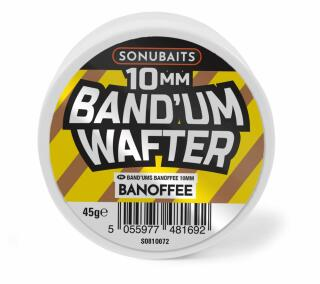 Sonubaits Bandums Wafters 10mm Banoffee